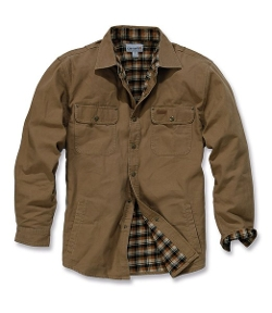 Carhartt - Weathered Canvas Workwear Shirt Jacket