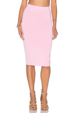 Blq Basiq - X Revolve Pencil Skirt