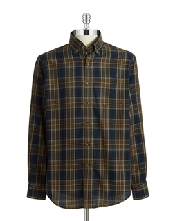 Black Brown 1826 - Plaid Sportshirt