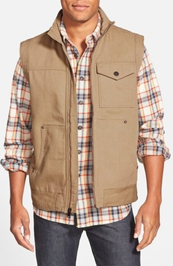 Timberland - Duck Canvas Utility Vest