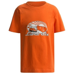 Level Six - Organic Cotton Surf Van T-Shirt
