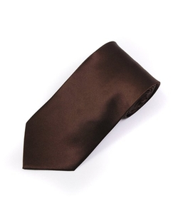 Boxed-Gifts - Pure Silk Solid Color Tie
