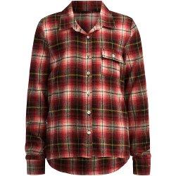 Full Tilt  - Step Hem Girls Flannel Shirt