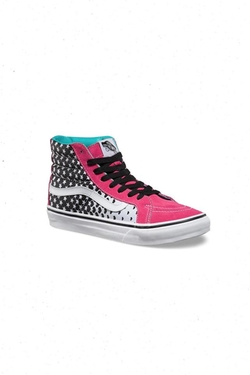 Vans - Heart High Tops