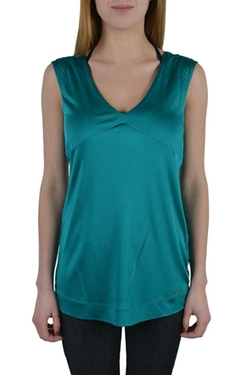 Just Cavalli  - V-Neck Sleeveless Blouse