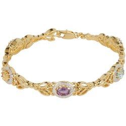 Jc Penney - Multi-Stone Bracelet