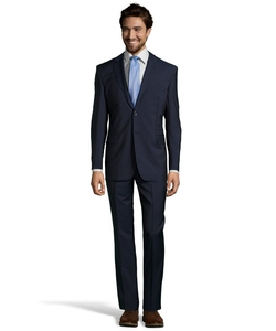 Yves Saint Laurent - Striped Super 120s Wool 2-Button Suit
