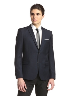 The Kooples - Slim Fit Two Button Blazer