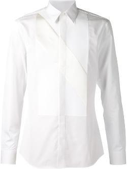 Givenchy  - Panelled Tuxedo Shirt