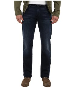 7 For All Mankind  - Luxe Performance Straight Leg Jeans