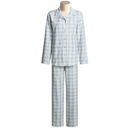 Calida  - Flannel Pajama Set