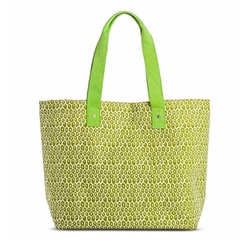 Flora by RockFlowerPaper - Camden Canvas Beach Tote Bag