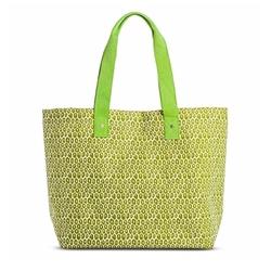 Flora by RockFlowerPaper - Camden Canvas Beach Tote Bag