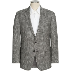 Hickey Freeman  - Glen Plaid Sport Coat