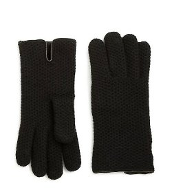 Portolano  - Honeycomb Cashmere Gloves