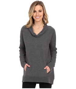 Lucy - Long Sleeve Cowl Top