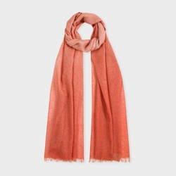 Paul Smith - Spray Lambswool Scarf
