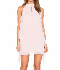 BCBGeneration - Ruffled Mini Dress