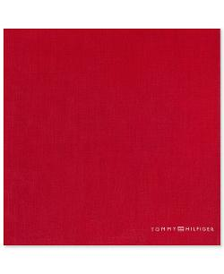 Tommy Hilfiger  - Cotton Solid Pocket Square