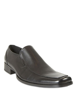 Steve Madden - Evente Leather Loafers