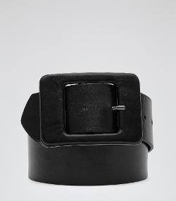 Rubens  - Metal Underlay Wide Belt
