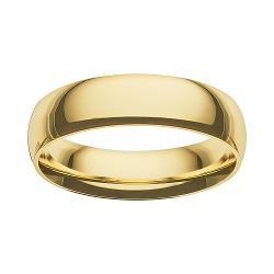 Cherish Always  - Stainless Steel Wedding Band Ring