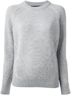 Proenza Schouler - Ribbed Knit Sweater