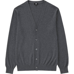 Uniqlo - Cashmere V-Neck Cardigan