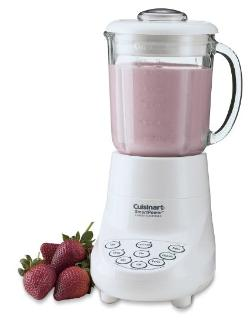 Cuisinart  - SmartPower 7-Speed Electronic Bar Blender, White
