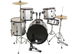 FDS - All-In-One Adult Drum Set