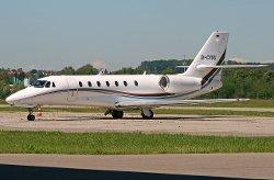 Citation  - Sovereign Jet Plane