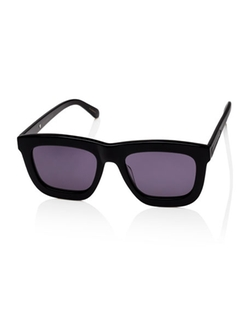 Karen Walker  - Deep Worship Square Monochromatic Sunglasses