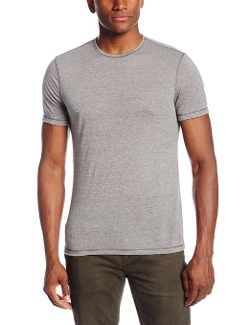 John Varvatos  - Knit Crew-Neck T-Shirt