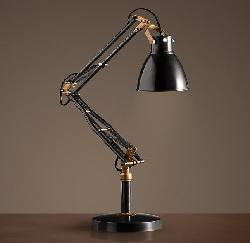restorationhardware - 1930S STUDIO TASK TABLE LAMP
