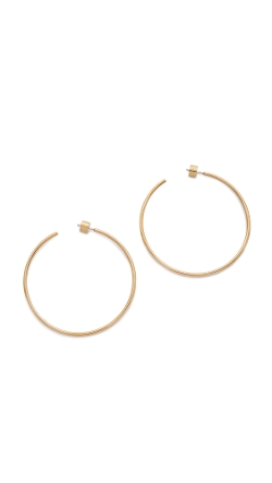 Michael Kors  - Large Hoop Earrings