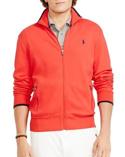 Polo Ralph Lauren  - Full-Zip Track Jacket