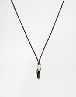 Asos - Icon Brand Wild Heart Necklace