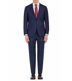 Canali - Twill Two-Button Suit