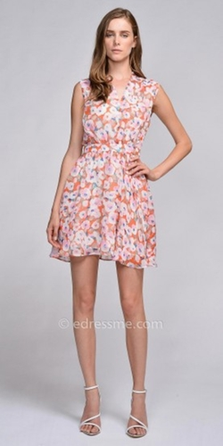 EDM Private Collection - Emma Floral Day Dress