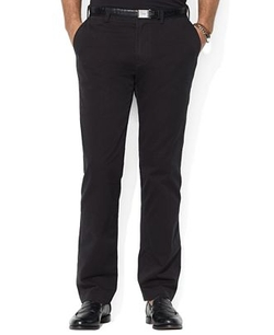 Polo Ralph Lauren - Classic-Fit Flat Front Chino Pant