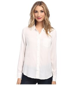Equipment - Brett Long Sleeve Blouse