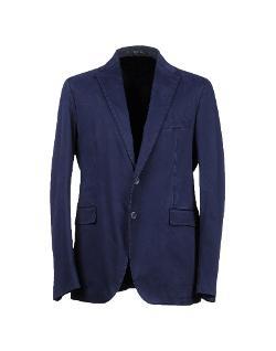 Tagliatore  - Navy Wool Blazer