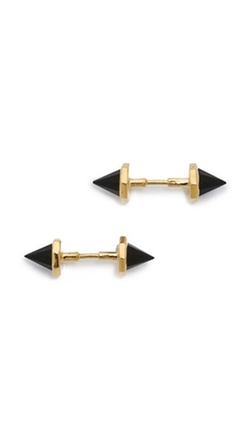 Katie Diamond - Mini Monroe Stud Earrings