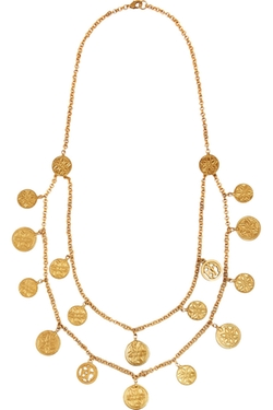 Ben-Amun - Gold-Plated Necklace