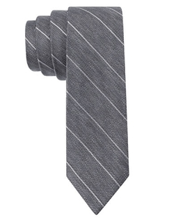 William Rast  - Silk Stripe Tie