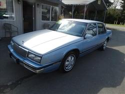 Buick  - 1990 LeSabre Custom Sedan