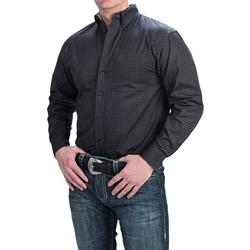Panhandle Slim - Poplin Print Shirt