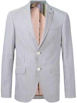 Etro - Striped Blazer