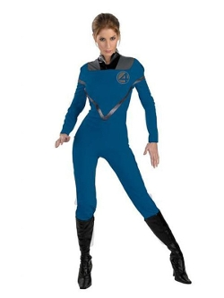 Zentaiheros - Invisible Woman Superhero Costume