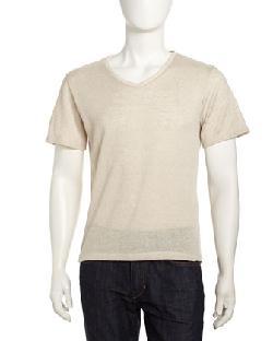WRK  - Key West Short-Sleeve Knit T-Shirt